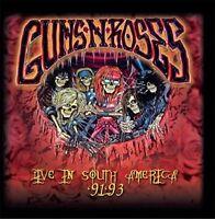 GUNS N' ROSES - LIVE IN SOUTH AMERICA '91-'93  5 CD NEW+