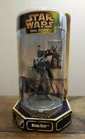Kenner 1997 Star Wars Epic Force Boba Fett MISB
