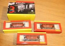 Hornby RMC Procor Hopper Wagons (Weathered)  R6154 x 3 wagons