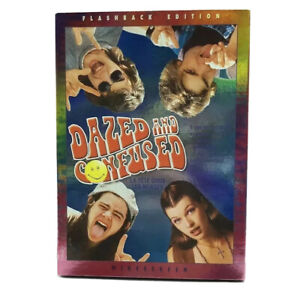 Dazed And Confused Special Flashback Edition  DVD Region 1