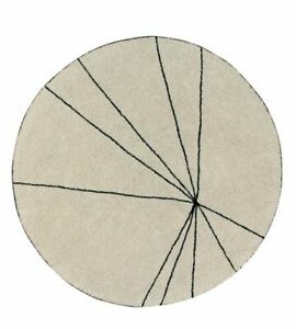 Lorena Canals | Trace | C-TRACE-BEIGE | 160cm | RRP £137 Each