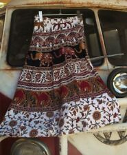 Cotton Wrap, Sarong Machine Washable Skirts for Women