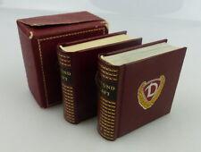 Mini libro: coraje y fuerza 1980 Offizin andersen Nexö tubería central bu0641