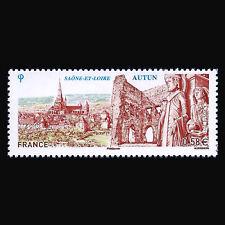 France 2011 - Tourism Architecture - Sc 3989 MNH