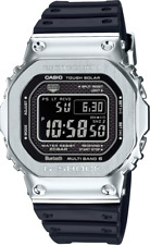 Casio G-Shock Stainless Full Metal 5000 Series - GMWB5000-1 Durable Watch