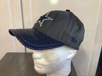 New Era 39Thirty Dallas Cowboys NFL Football Cap Hat Men's M/L flex fit navy