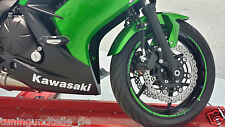 Pegatinas lateral para kawasaki ninja zx-6r 636 logotipo decal sticker en letras