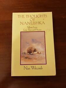 Believe in the Dream: the Thoughts of Nanushka book FAST FREE POST