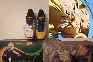 Adidas x Dragon Ball Z DBZ Vegeta Ultra Tec UE 42 | US 8.5 | UK 8 | D97054