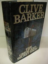 THE GREAT AND SECRET SHOW Clive Barker 1st Edition/1st Printing 1990 Fine/Fine