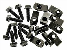 Ford Truck Flange Bolts & U-Nuts- M8-1.25mm Thread- 13mm Hex- Qty.10 ea.- #132