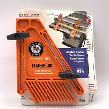 Bench Dog Feather-Loc Multi-Purpose Saw Kickback Prevent Featherboard FL100