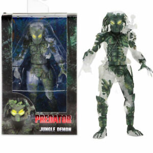 Neca Predator 30th Anniversary Jungle Demon Figurines Statue Model Collection