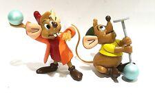 Disney TOMY Japan Choco Egg Cute Jaq Gus Mouse Cinderella Mini Figure Toy Doll