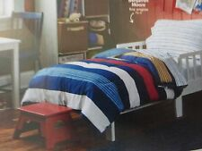 4 pc Circo Rugby Stripe Collection Toddler Bed Set NIP