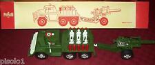 Vintage-Polistil- Autoblindo con Cannone