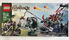 Lego Castle Troll Assault Wagon (7038) Complete Set