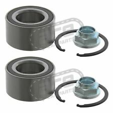 Ford Fiesta Mk7 B299 Hatchback 9/2008-2013 Front Wheel Bearing Kits With ASB