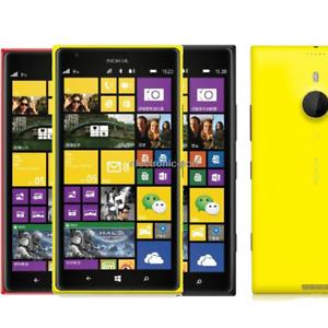 "Unlocked Original Nokia Lumia 1520 6"" Wifi NFC Wireless Charging 16GB 20MP 3G&4G"