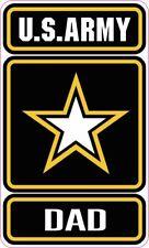 US ARMY DAD VINYL DECAL STICKER DECAL GO ARMY