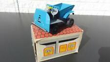 Blech Dumper von MSW, DDR im Original Karton, 60 iger Jahre, Uhrwerk
