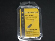 """Cannon Downrigger """"Quick Release"""" #2250119 New Unopened Package"""