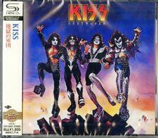 KISS-DESTROYER-JAPAN SHM-CD D50