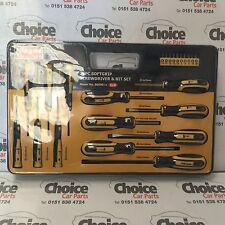 Sealey S0598 Soft Grip Screwdriver & Bit Set 23pc HEX TORX Phillips Slot