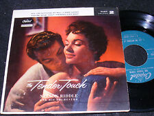 NELSON RIDDLE 7 inch EP Mood BACHELOR PAD The Tender Touch Part 2 50s Original