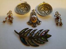 Lot of sterling silver jewelry :)