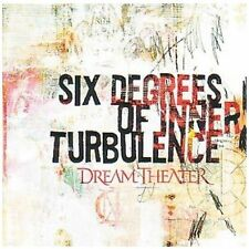 Six Degrees of Inner Turbulence by Dream Theater | CD | second hand