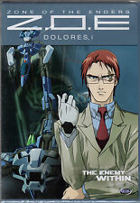 ZONE OF THE ENDERS DOLORES 4-The Enemy Within-Planets on verge of all out war