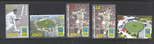 Jamaica 2007 Cricket World Cup/Sports/Games/Stadium/Buildings 5v set (n17185)