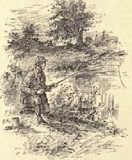 Angling The Lakes of Northern Illinois Book 1896 fish