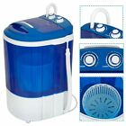 9lb Portable Compact Mini laundry Washing Machine Washer&Spinner Drain Pump Hose photo