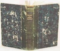 HONORE DE BALZAC EUGENIE GRANDET EUGENIA 1841 COMPLETO LEGATURA COMEDIE SOCIALE