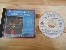 CD JAZZ Terry Lightfoot-Stomp off, let's Go (10) canzone pastels