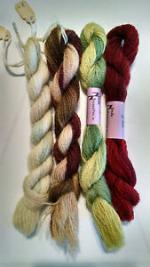 Overdyed French Wool  Needlpoint Embroidery Thread