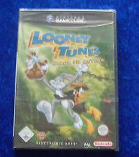 Looney Tunes Back in Action, Nintendo GameCube Spiel, Neu OVP Anleitung