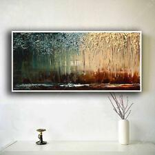 HOT- Huge Modern Abstract Simple Decorative Hand-painted Oil Painting