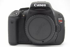 Canon EOS 600D ( Rebel T3i / Kiss X5) 18MP DSLR CAMERA - SHUTTER COUNT: 5841