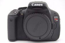 Canon EOS 600D ( Rebel T3i / Kiss X5) 18MP DSLR CAMERA - SHUTTER COUNT: 5841