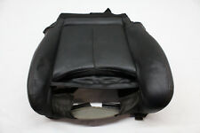 2013 NISSAN MAXIMA RED STITCHING FRONT LEFT LOWER CUSHION LEATHER G OEM 13