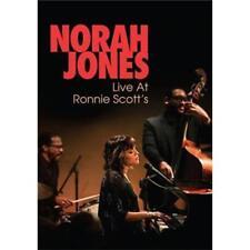 NORAH JONES - Live At Ronnie Scott's DVD *NEW* NTSC Region 0