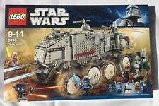 Star Wars LEGO  Clone Turbo Tank (8098) NEW MINT