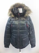 Superdry Intrepid Jacket Charcoal Size S Box46 38 F