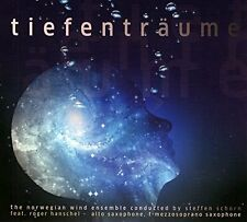 The Norwegian Wind Ensemble Conducted By Steffen Schorn - Tiefentraume [CD]