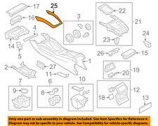AUDI OEM 09-12 Q5 Console-Cover Plate 8R0863305AAJ9