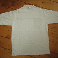 vtg mens M 1960s Golf Go-Pro Golfball & Tee Logo Pocket T-Shirt by Manhattan Mod
