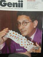 Daryl Issue 2005 Genii Conjurors Magazine